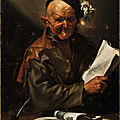 Drouot to offer a recently discovered work by <b>Jusepe</b> de <b>Ribera</b>