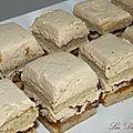 Petits opéras de foie gras