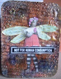 217 - Not for human consumption