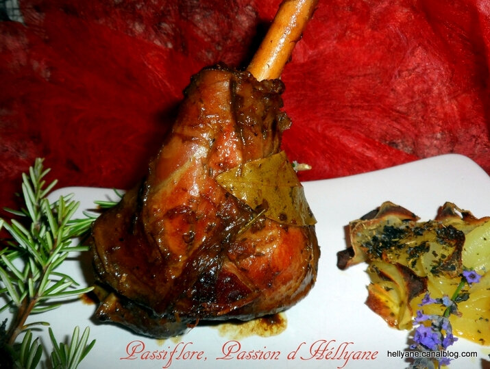 becquet agneau souris - hellyane passion