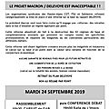 Union Locale des syndicats CGT de Briançon