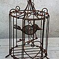 Ouvrez la cage à l'oiseau