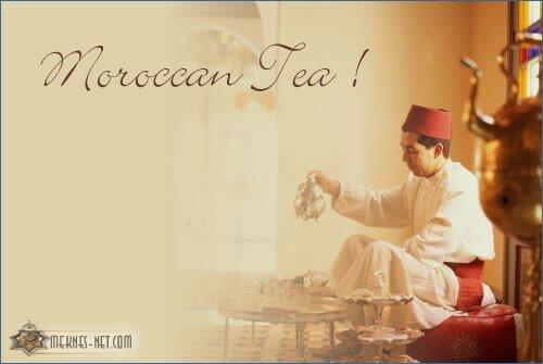 Ceai Marocan