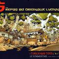 Cinquieme repas lyonnais des collectionneurs, 12 décembre 2009