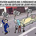 president humour