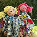 Atelier Création de Marionnettes à 4 Mains