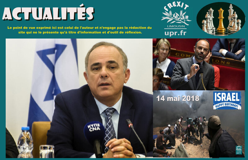 ACT ISRAEL MINISTRE