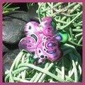 Bague Hidden Magic Fleur