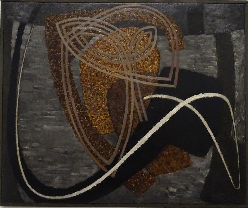 Kupka Le trait obsédant 1913-23