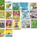Les timbres de Thiriet (parmi ceux de nombreux autres auteurs de