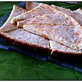 ★☆ tarte fromage blanc au citron vert ☆★