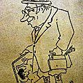 Hubert bergère artiste engagé