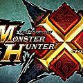 Monster Hunter X : un action-RPG de <b>Capcom</b>