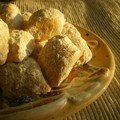 Les vanille kipferl de christophe felder