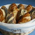 Petits pains alsaciens