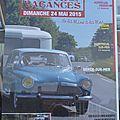 route des vacances 1960