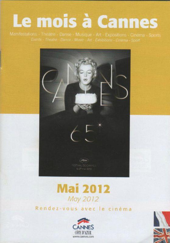 Le mois à Cannes (fr) 2012