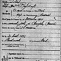 Le 364e Régiment d'Infanterie