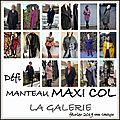 Manteau♥ M