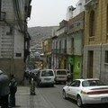 La Paz, scène de rue