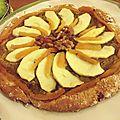 Pizzas pommes-potiron
