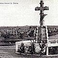 Histoire de nègre à <b>Chalon</b> - Sépulture militaire en Belgique