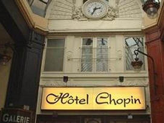 2b - Passage Jouffroy - Hôtel Chopin