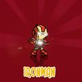 Semaine costumée : l'armure d'ironman...