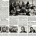 Bel article paru dans le ouest france 29/01/2014