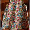 Robe trapèze Intemporels pour Bébés