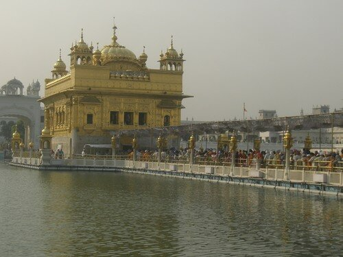 Amritsar, Temple d'or