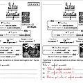 Gram 4 ce2 : la phrase interrogative