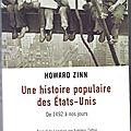 Une histoirepopulaire des etats-unis