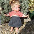 Pull et jupe pour poupée Corolle 36 cm