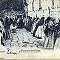 Les chrétiens de palestine - la foire d'angoulême - vol de bois à saint-germain de confolens - coup de balai à ségonzac -