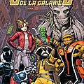 Panini Marvel Now Les Gardiens de la Galaxie
