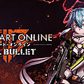 Test de Sword Art Online : Fatal Bullet - Jeu Video Giga France