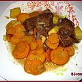 Boeuf bourguignon weight watchers