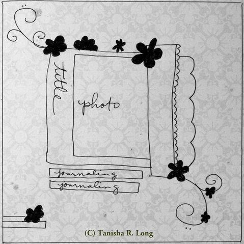 Sketch 214 Tanisha