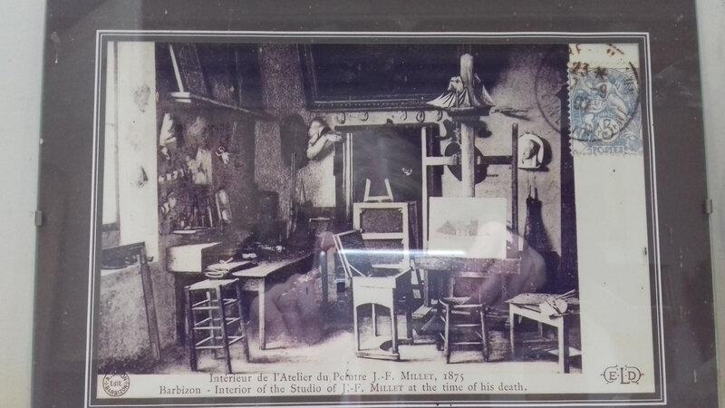 atelier JF Millet