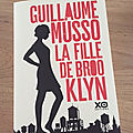 J'ai lu La <b>fille</b> de <b>Brooklyn</b> de Guillaume Musso