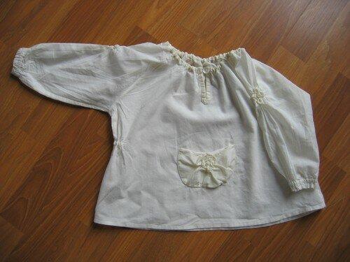 tunique beige (2 ans)