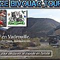 France Bivouac et tourisme