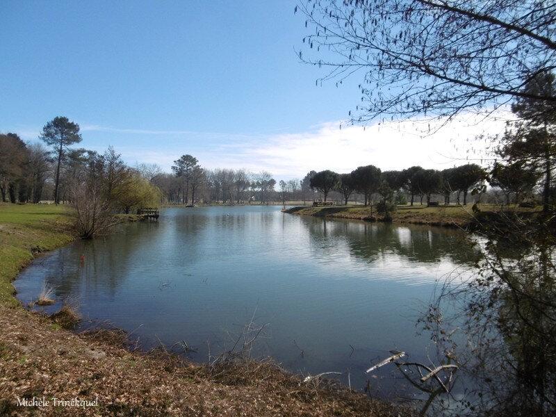 Lac d'Ous Pins Tartas 080318