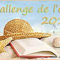 Challenge de l'été 2014 et son avancé...