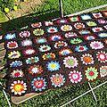 proposé par Couverture crochet : Ma couverture sunburst en crochet - Partie 3 - le coffre de Scrat et Gloewen, couture, lecture, DIY, illustrations...