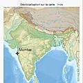 BOMBAY - LOCALISATION