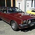 Opel commodore b gs/e coupe 1972-1977