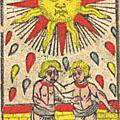 Vincent beckers présente le soleil du tarot