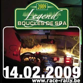 Légend boucle de Spa 2009 2